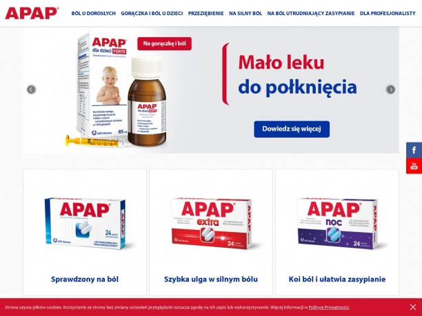 Apap lek od USP zdrowie