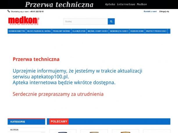 Apteka internetowa Medkon