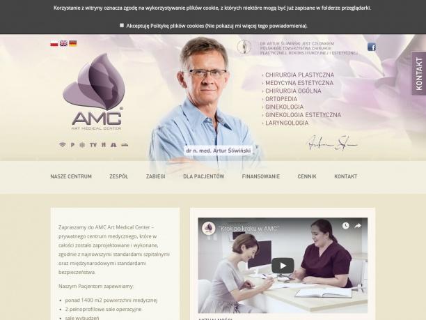 Art Medical Center Klinika Chirurgii Plastycznej