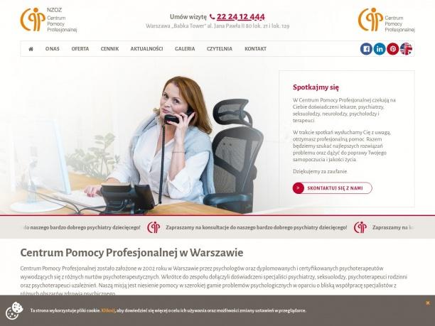 Centrum Pomocy Profesjonalnej CPP Barbara Baranowicz