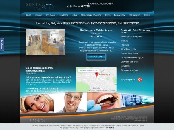 Dental Art Ilona Wolniewicz  stomatologia estetyczna w Gdyni