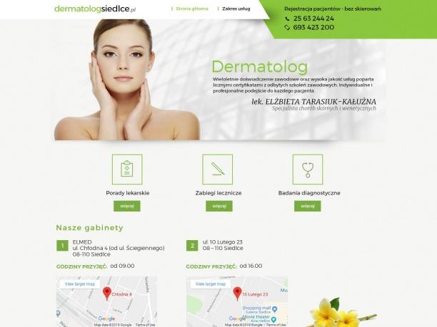 Dermatolog Siedlce