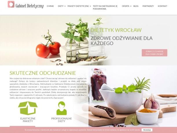 Dietetyk Dorota Dębogórska Wrocław
