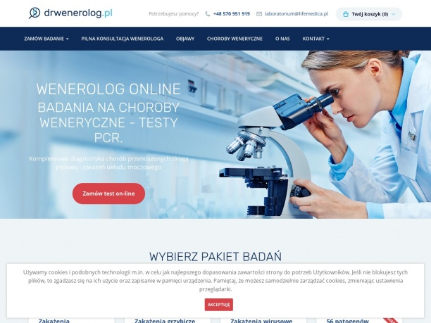 Drwenerolog Lifemedica