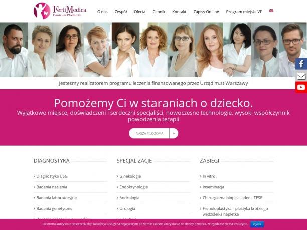 Fertimedica Leczenie niepłodności