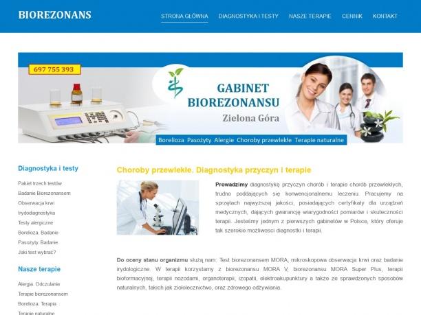 Gabinet Biorezonansu