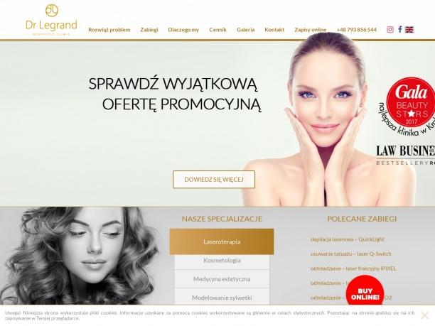 Gabinet medycyny i dermatologii estetycznej w Krakowie