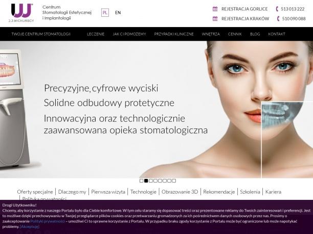 Klinika Stomatologiczna Wichlińscy