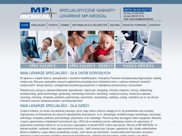 MP MEDICAL