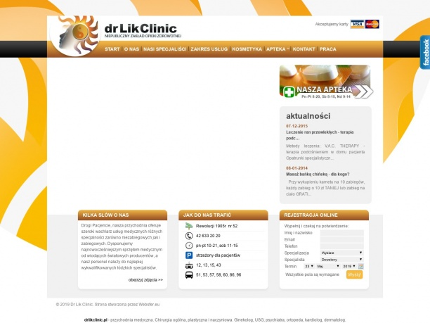 NZOZ dr Lik Clinic