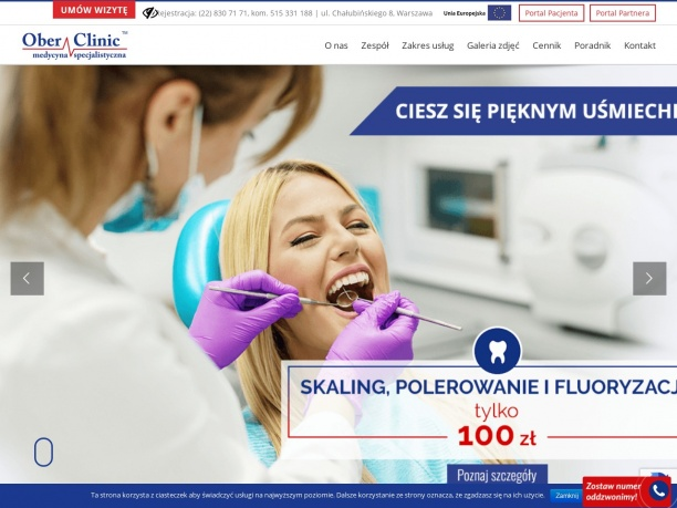 Ober Clinic Medycyna Specjalistyczna