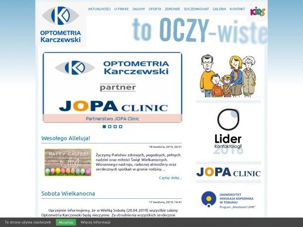 Optometria Karczewski Toruń