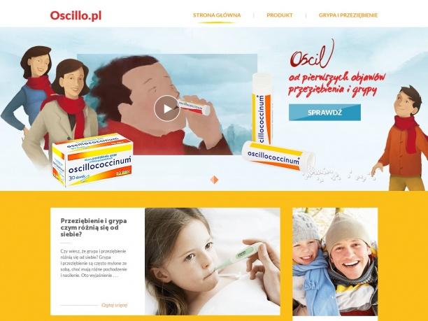 Oscillococcinum lek na przeziębienie