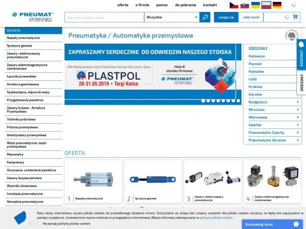 Pneumatyka dla przemysłu medycznego
