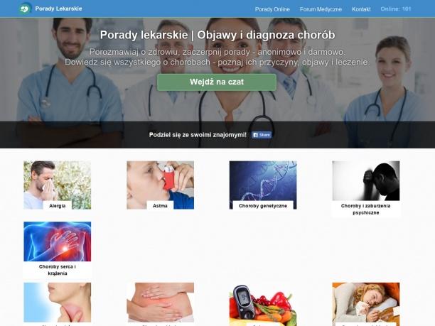 Pomoc medyczna online