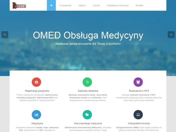 Program do prowadzenia elektronicznej dokumentacji medycznej