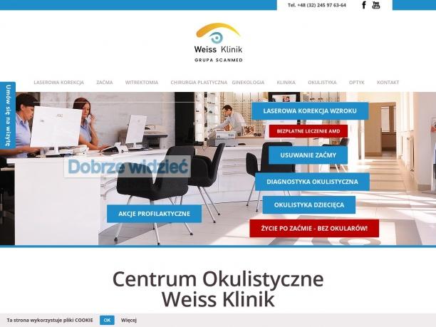 Akcje profilaktyczne Weiss Klinik