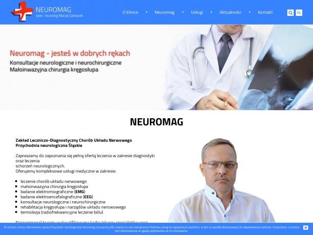 Przychodnia neurologiczna Neuromag