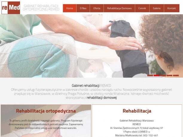 Rehabilitacje Warszawa