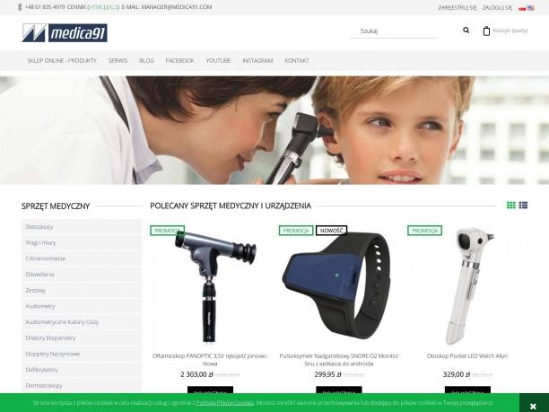 Sprzęt medyczny online