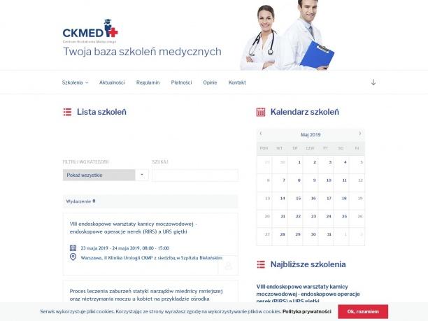 Szkolenia medyczne kursy warsztaty Centrum Szkoleń Medycznych