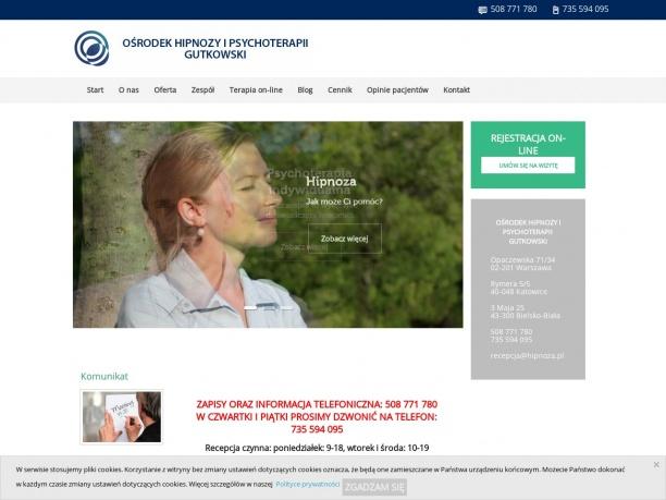 Terapia uzależnień w Warszawie