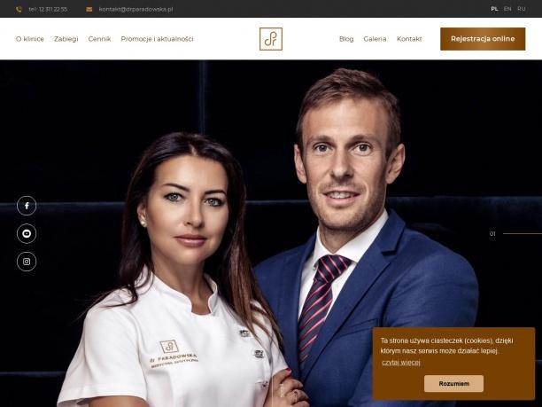 Dr Paradowska Klinika Medycyny Estetycznej