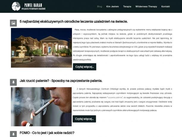 Leczenie i profilaktyka uzależnień - Śląsk - Katowice