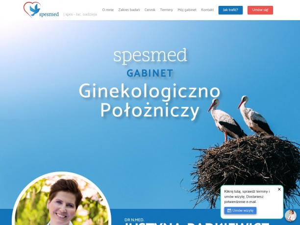 Specjalistyczna Praktyka Lekarska Justyna Radkiewicz