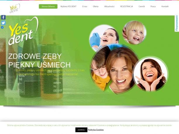 Yes  Dent – gabinet stomatologiczny we Wrocławiu