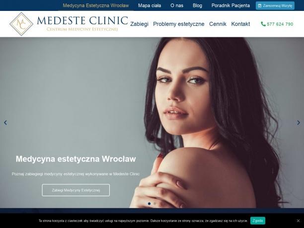 Centrum Medycyny Estetycznej Medeste Clinic